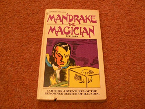 9780448164731: Mandrake the magician