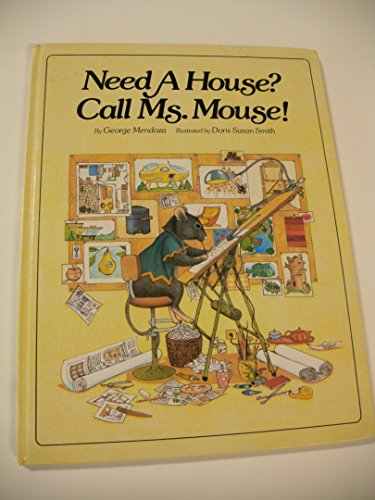 9780448165752: Need A House? Call Ms. Mouse!