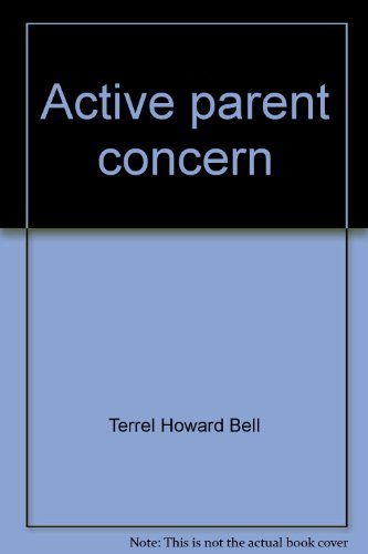 9780448168043: Active parent concern: A new home guide to help your child do better in school
