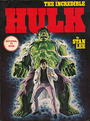9780448168371: The Incredible Hulk