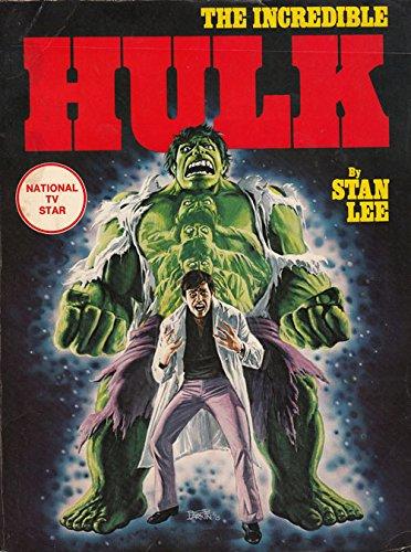 9780448168371: The Incredible Hulk
