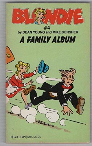 9780448168456: Blondie: A Family Album No. 4