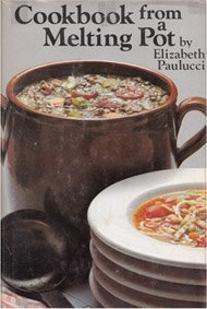 9780448168609: Cookbook from a melting pot
