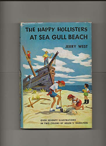 9780448168722: The Happy Hollisters at Sea Gull Beach
