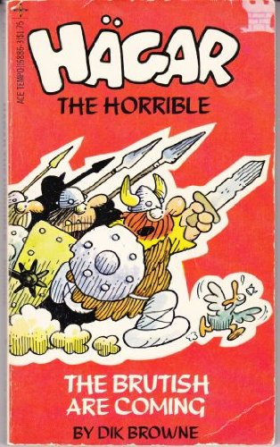 HAGAR the Horrible: The Brutish are Coming