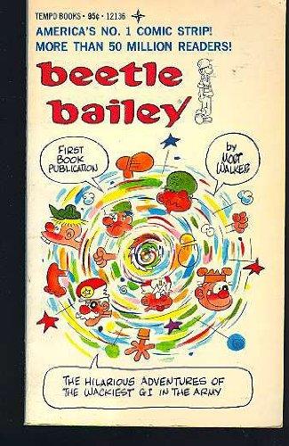 9780448168944: Beetle Bailey
