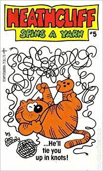 Heathcliff Spins a Yarn #5.He'll Tie You: Gately, Geo