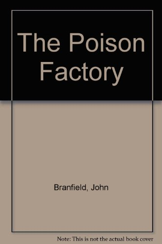 9780448170442: The Poison Factory