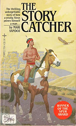 9780448170541: Story Catcher ( Winner of the Spur Award)