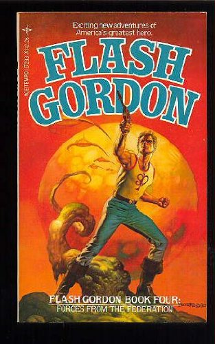 Flash Gordon, Number 4: Forces from the: David Hagberg