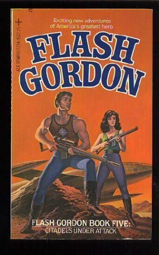 Flash Gordon, No. 5: Citadels Under Attack: Hagberg, David