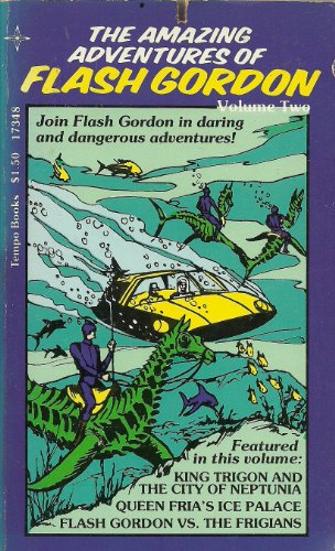 9780448172415: Amazing Adventures of Flash Gordon