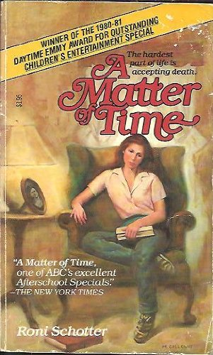 Matter of Time (9780448172743) by Roni Schotter