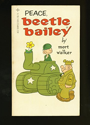 9780448173047: Peace Beatle Bailey