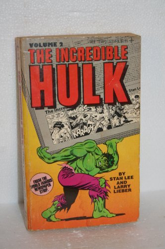 9780448173146: The Incredible Hulk