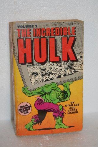 9780448173146: 002: The Incredible Hulk