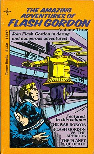 9780448173474: The Amazing Adventures of Flash Gordon (Volume Three)