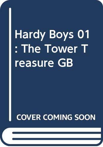 9780448189017: Hardy Boys 01: The Tower Treasure GB