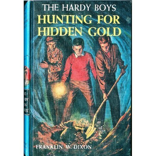 9780448189055: Hunting for Hidden Gold (Hardy Boys, Book 5)