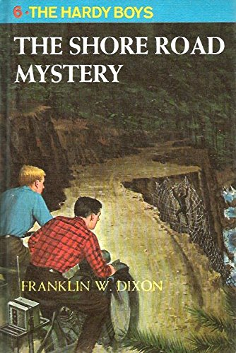9780448189062: The Shore Road Mystery (Hardy Boys, Book 6)
