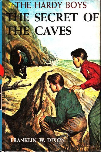 9780448189079: The Secret of the Caves (Hardy Boys, Book 7)