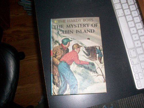 9780448189086: The Mystery of Cabin Island (Hardy Boys, Book 8)