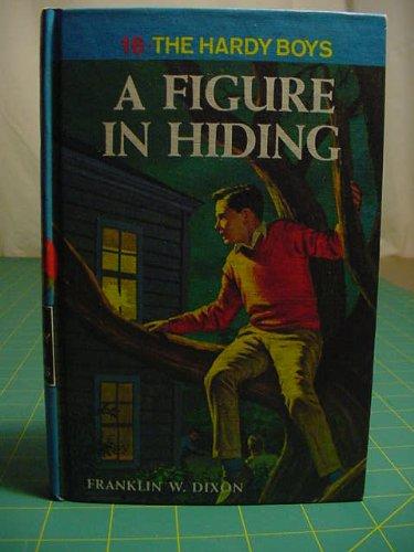 9780448189161: A Figure in Hiding (Hardy Boys, Book 16)