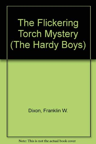 9780448189222: The Flickering Torch Mystery (Hardy Boys, Book 22)