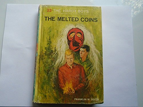 9780448189239: The Melted Coins (The Hardy Boys)