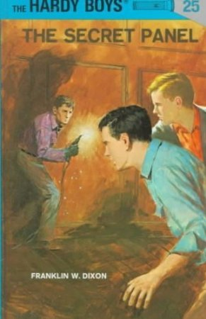 9780448189253: The Secret Panel (Hardy Boys, Book 25)
