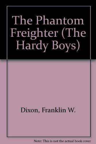9780448189260: The Phantom Freighter (Hardy Boys, Book 26)