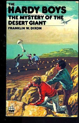 9780448189406: The Mystery of the Desert Giant (Hardy Boys, Book 40)