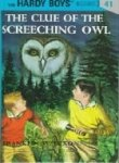 9780448189413: The Clue of the Screeching Owl (Hardy Boys, Book 41)