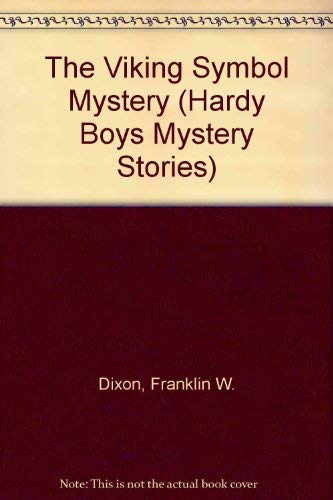 9780448189420: Hardy Boys 42: The Viking Symbol Mystery GB