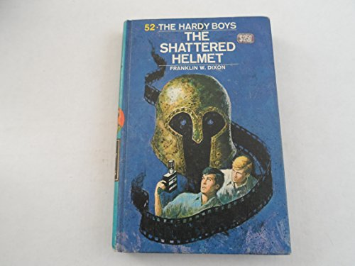 Hardy Boys 52: The Shattered Helmet: Dixon, Franklin W.