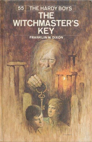 9780448189550: The Witchmaster's Key  (The Hardy Boys)