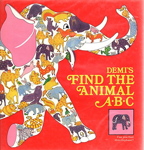 9780448189703: Find The Animal Abc