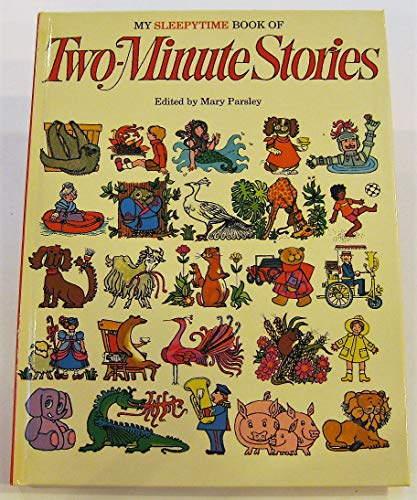 My Sleepytime Book of Two Minute Stories: Mary Parsley; Claude