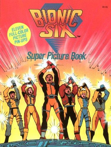 9780448190570: Bionic Six Super [Paperback] by Kochman, Charles