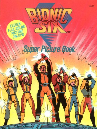 Bionic Six Super: Kochman, Charles