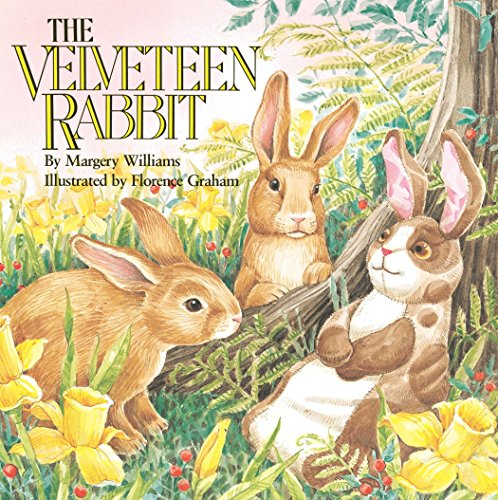 9780448190839: The Velveteen Rabbit: Or How Toys Become Real (Reading Railroad)
