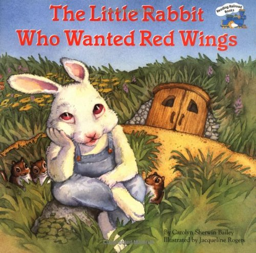 9780448190891: The Little Rabbit Who Wanted Red Wings (Reading Railroad)