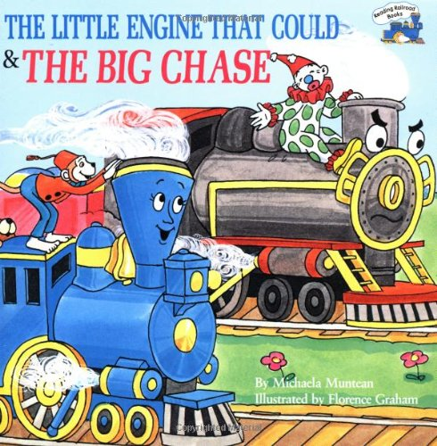 9780448190952: The Little Engine That Could and the Big Chase