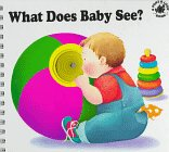 9780448190983: What Does Baby See? (Poke and Look)