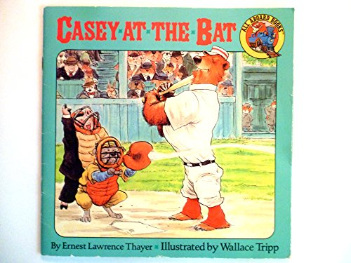 9780448191126: Casey At The Bat (All Aboard)
