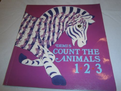 9780448191669: Demi Count the Animals 123