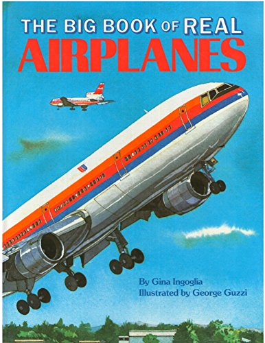 9780448191799: Big Book of Real Airplanes