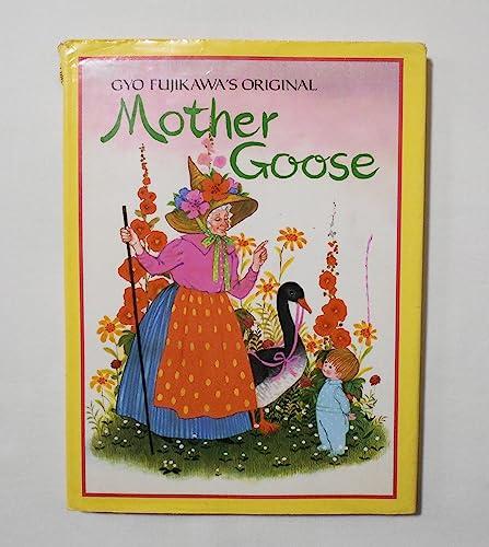 Gyo Fujikawa's Original Mother Goose (9780448192055) by Fujikawa, Gyo