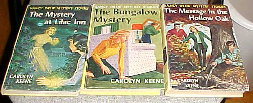 The Bungalow Mystery (Nancy Drew Mystery Stories,: Carolyn Keene, Mildred