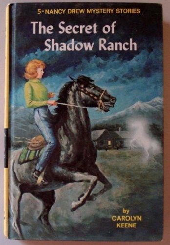 9780448195056: Nancy Drew 05: The Secret of Shadow Ranch GB
